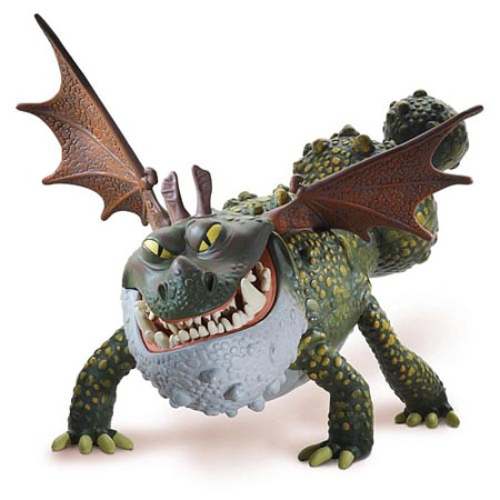 How To Train Your Dragon Gronkle Figure Toy