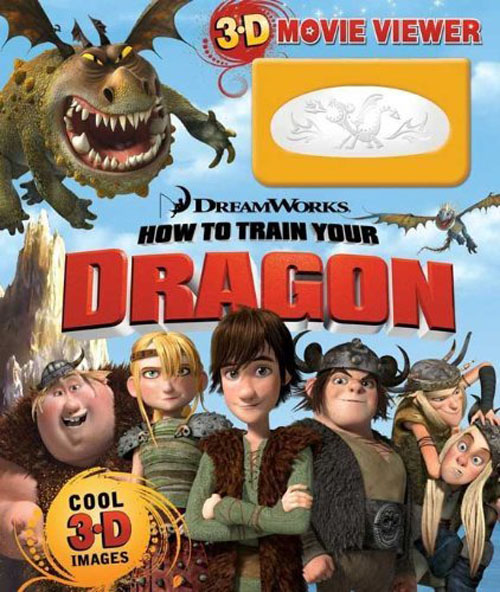 How to Train Your Dragon Movie Poster - How to Train Your Dragon Bedroom Decor