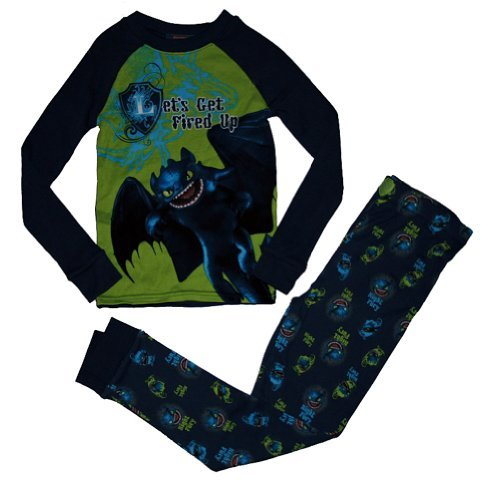 How to Train Your Dragon Pajama Set - How to Train Your Dragon Bedroom Decor
