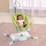 i-Glide Cradle is An Innovative Baby Swing Giving Maximum Comfort to the Baby