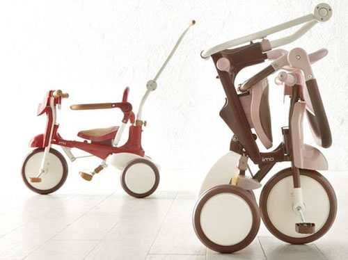 iimo Folding Tricycle for Kids
