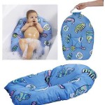 It's time for a comfy baby bath with this Infant Bath Tub Pad!