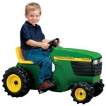 John Deere Pedal Tractor Gives Your Kids The Feel Of Riding A Real Tractor