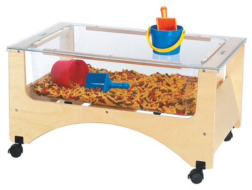 Jonti-Craft Toddler See-Thru Sensory Table