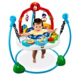 Babies can now laugh and learn with Fisher-Price Laugh and Learn Jumperoo