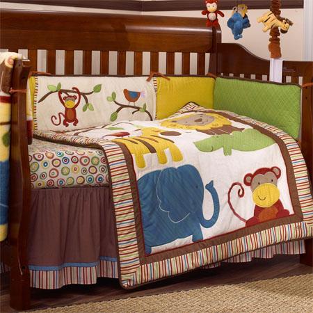 6 piece crib set