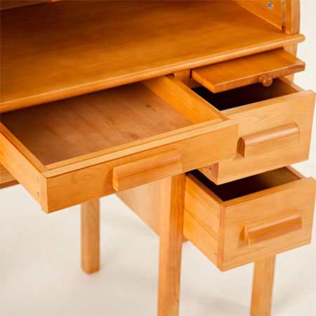 junior roll top desk