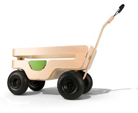 kaiku super wooden puller