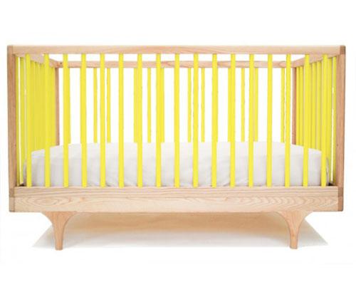 Modern Baby Crib Kalon Studios Caravan Crib With Classic