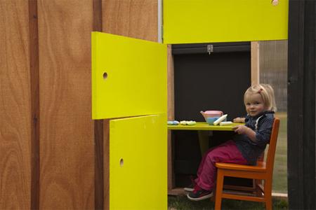 Kiddo Cabana - An Ultimate Playhouse for Your Kids