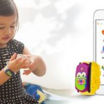 Kiddo : A Little Gadget for Children to Allow Parents to Stay Connected to Their Wellbeing
