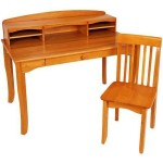 Kidkraft Avalon Kids Desk with Hutch : Your Children Will Love Those Little Cubbies in The Hutch