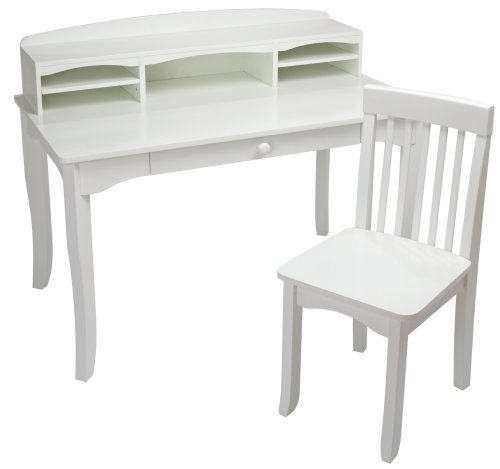 Kidkraft Avalon Kids Desk With Hutch Your Children Will