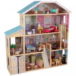 Large KidKraft Majestic Dollhouse for Your Perfect Little Girl
