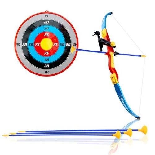 Kings Sport Toy Archery Bow And Arrow Set for Kids