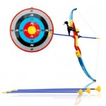 Kings Sport Toy Archery Bow And Arrow Set for Kids Shoots Well With Great Velocity