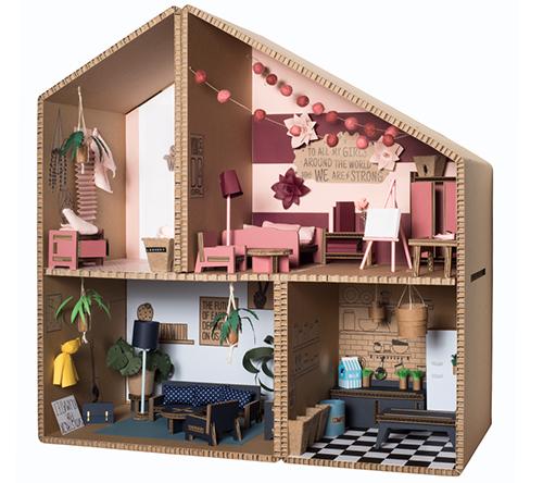 Koko Cardboards Playhouse