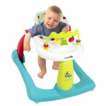 Kolcraft Tiny Steps 2-in-1 Activity Walker Converts Into Walk-Behind Walker When Your Baby Grows