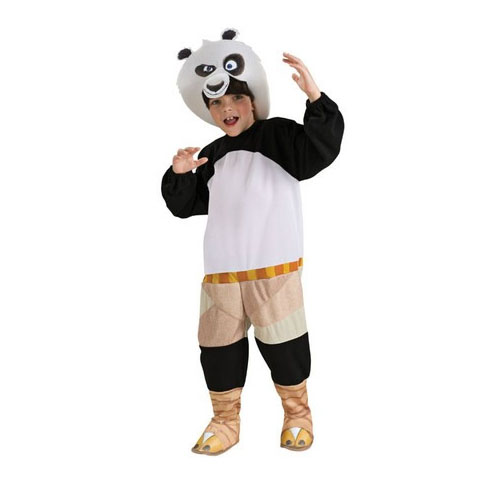 Kung Fu Panda Child Costume - Top 20 Kids Halloween Costumes