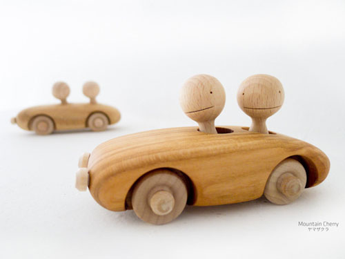 KURUMA Handmade Wooden Toys by Flowers Studio