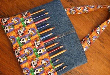 La Chiffonniere Coloring Bags
