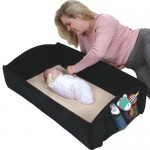 Leachco Nap 'N Pack 4 in 1 Anywhere Bed Transforms Into A Changing Station in Seconds
