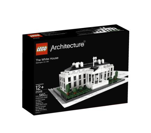LEGO Architecture White House (21006) for Your Little Architect