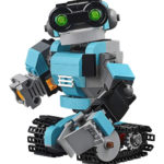 LEGO Creator Robo Explorer 31062 3-in-1 Robot Toy: a Robo-Explorer, a Robot Dog, and a Robot Bird in One