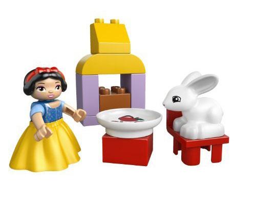 LEGO DUPLO Disney Princess Snow White's Cottage