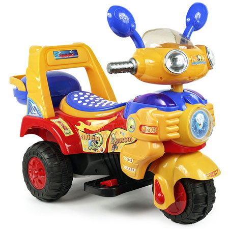 Let Your Kids Have Ultimate Riding Fun On EZ Riders Battery Operated Motorcycle