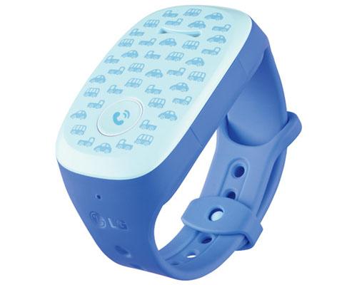 LG GizmoPal Wearable Kid Device GPS Tracker