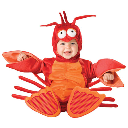 Lil' Lobster Infant Costume