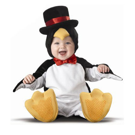 Lil' Penguin Infant Costume