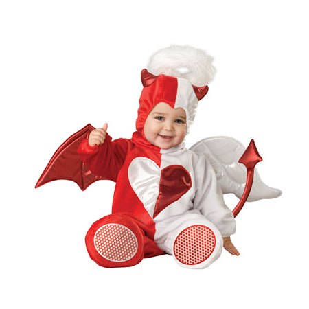 Little Devil Trouble Infant Costume