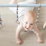 Little Mobile - Cool Little Gym to Train Your Baby Hand-Eye Coordination and Strength