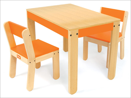 Pkolino Little One's Table and Chair
