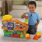Little People Build-n-Move Construction Building Set for Little Builders