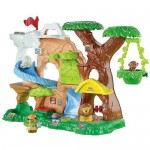 Fisher-Price Little People Zoo Talkers Animal Sounds Zoo Introduces Animals to Your Toddler
