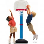 Little Tikes EasyScore Basketball Set Helps Develop Your Children Motor Skills and Hand-Eye Coordination