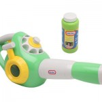 Garden Bubble Leaf and Lawn Blower from Little Tikes Offers Lots of Bubbles and Fun