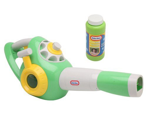 Little Tikes Garden Bubble Leaf and Lawn Blower