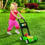 Little Tikes Gas 'n Go Mower Toy Looks Like a Real Thing
