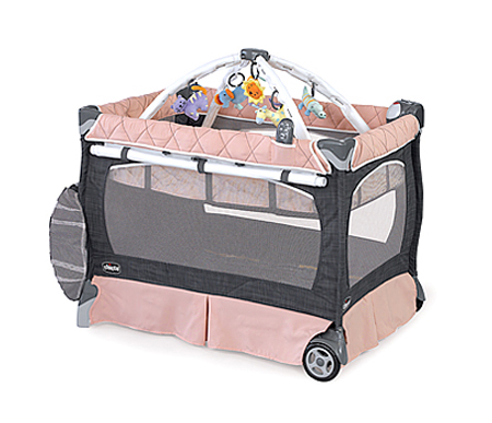 Lullaby LX Playard - A Multi-Functional Activity Center for Your Child