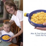 Mac and Cool Quick Cooling Dish Cools Baby Food in Seconds