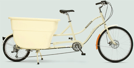 Give Your Kids a Pleasant Ride with Madsen Bucket Bicycle