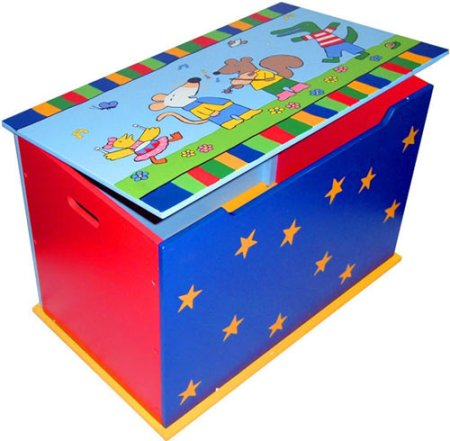 Comes With A Combination Of Diffe Attractive Colors And Embedded Pictures Maisy Toy Storage Box Is Sure To Grab Your Kids S Attention