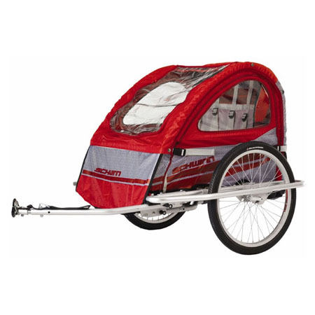 Mark III Bike Trailer Is A Great Cart For Carrying Your Babies With Fun