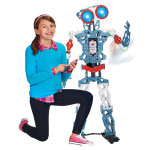 Meccano MeccaNoid G15 KS Personal Robot Delivers Realistic Movements and Even Tell Jokes