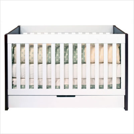 Mercer 3 In 1 Convertible Crib