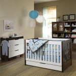 Mercer 3-In-1 Convertible Crib Features Various Functional Alternatives With A Stylish Look